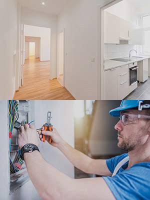 Certified electricians london