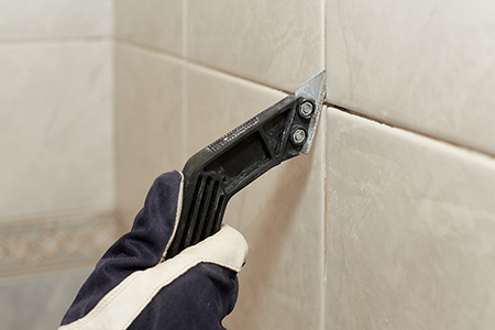 Grout Repair and Replacement