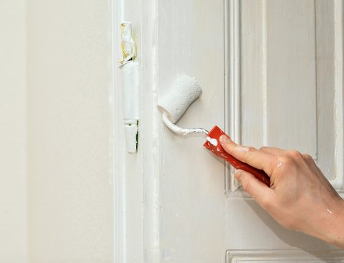 How to Easily Paint Doors and Window Frames By Yourself